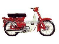 Honda C50 onderdelen kopen