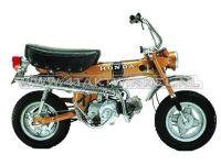 Honda Dax onderdelen kopen